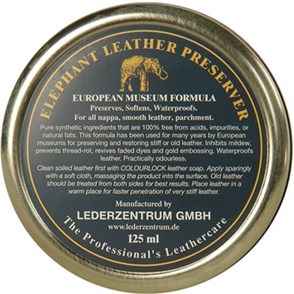 Deri Besleyici Fil Yağı - Elephant Leather Fat 125ml